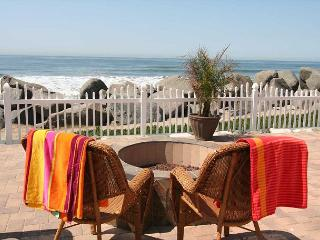 Remodeled Beach Rental, 2br/1ba, shared firepit, bbq, patio, steps to sand #1 - Oceanside vacation rentals
