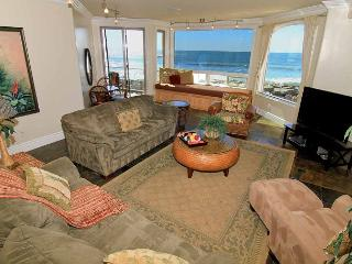 Luxury Oceantfront Condo, 5br/4ba, Spa, Large Kitchen P908-1 - Oceanside vacation rentals