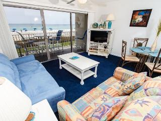 ETW1003: Come stay where summer is a state of mind: GULF FRONT 1BR - Fort Walton Beach vacation rentals