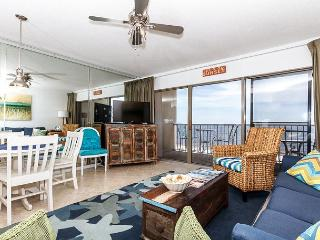ETW 4004 beach front,sleeps 6,amazing views,FREE BEACH SERVICE, KEYLESS ENTRY - Fort Walton Beach vacation rentals