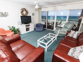 Condo #5010:Updated gulf front condo-WiFi, HDTV,FREE Beach service - Fort Walton Beach vacation rentals