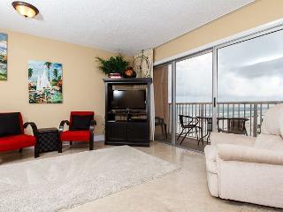 #606:Great beachside condo-full kitchen,laundry,balc,BRAND NEW!BEACH SVC - Fort Walton Beach vacation rentals
