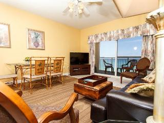 PI 603:Splendid unit-whirlpool tub, panoramic view, Free Beach Service - Fort Walton Beach vacation rentals