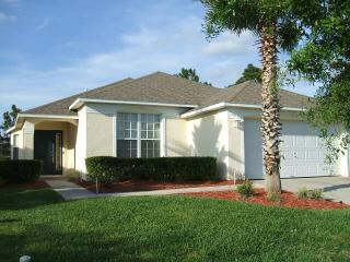 4BR house on S. Dunes beautifully kept fairway - GV1517 - Haines City vacation rentals