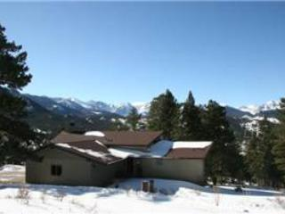 The Salmans Bear Cove: Panoramic RMNP Views, 1 Acre Lot, 4 Bdrms, Wildlife - Image 1 - Estes Park - rentals