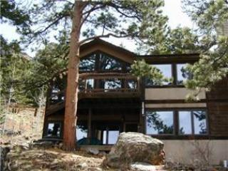 The Miller N. at Windcliff: Panoramic RMNP Views, Pool Table, Secluded, Wildlife - Image 1 - Estes Park - rentals