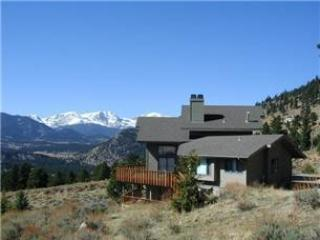 The Rasmuson at Windcliff: Panoramic RMNP Views, 5 Bdrms, Wildlife Abounds! - Image 1 - Estes Park - rentals