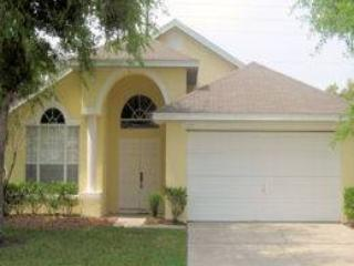 Fully furnished 3 bedroom Creekside home with private pool! BM232 - Image 1 - Kissimmee - rentals