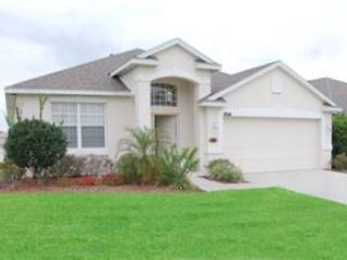 Prestigious 4 bedroom Highlands Reserve home close to golf and Disney! HCD447 - Image 1 - Davenport - rentals