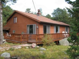 Charming 2 bedroom Cabin in Allenspark - Allenspark vacation rentals