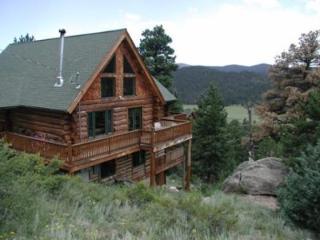 Perfect Mountain Log - Front Range Colorado vacation rentals