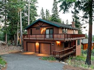 Kings Beach Lakeview home, slps 10, close to beach - North Tahoe vacation rentals