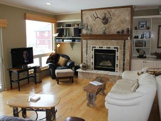 PV120C Super Townhouse w/Fireplace, King Bed, Clubhouse, Garage, Wifi - Silverthorne vacation rentals