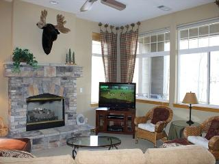 PB116R Desirable Townhouse w/Fireplace, Wifi, Mountain Views, Garage - Silverthorne vacation rentals