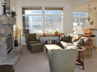 PB121A Super Townhouse w/Fireplace, King Bed, Private Hot Tub, Garage, Wifi - Silverthorne vacation rentals