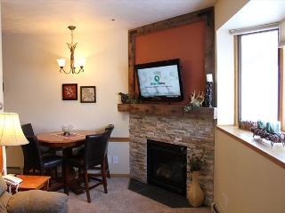TR408A Timeshare Condo w/Wifi, Clubhouse, Mountain Views, Fireplace - Silverthorne vacation rentals