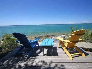 Pete's Cove cottage (#305) - Tobermory vacation rentals