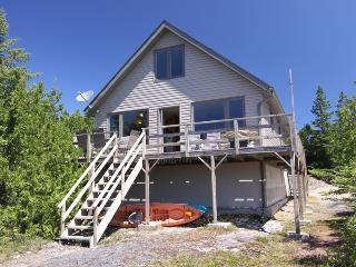 Waterfront Chalet cottage (#217) - Tobermory vacation rentals