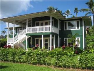 Beautiful House with Internet Access and Mountain Views - Hanalei vacation rentals