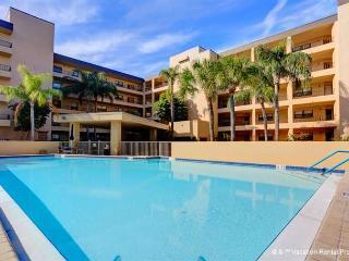 Gulf and Bay Club 102B Beach Front, Luxury Ground Floor unit - Siesta Key vacation rentals