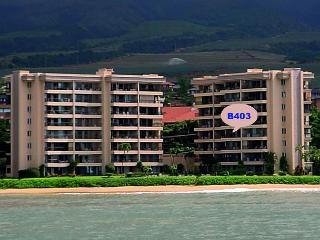B403 Hololani Oceanfront Resort - Lahaina vacation rentals
