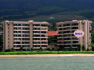 B404 Hololani Oceanfront Resort - Lahaina vacation rentals