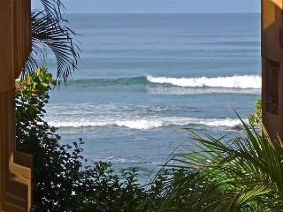 Beautiful beachside condo- shared pool, cable, internet, a/c, kitchen - Huacas vacation rentals