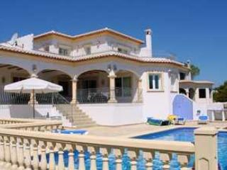 Spanish Villa in Javea with Private Pool - Casa Asoleada - Image 1 - Javea - rentals