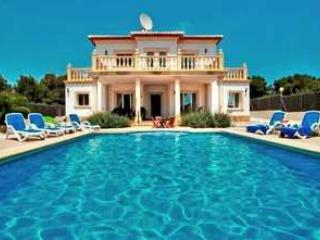 Rental Villa by Javea - Casa del Color - Image 1 - Javea - rentals