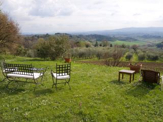 Farmhouse Rental in Tuscany, Mercatale Val di Pesa - Casa dei Frati with Cottage - Mercatale di Val di Pesa vacation rentals