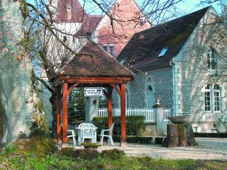 Chateau Rental in Burgundy, Voutenay sur Cure - Chateau Agnes - Avallon vacation rentals