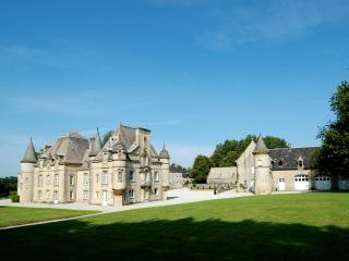 Historic Luxury Chateau in Normandy Near WWII Sites - Chateau Cherbourg - Yvetot-Bocage vacation rentals