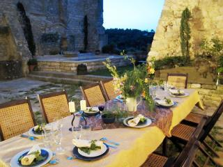 Rustic Castle with Breathtaking Countryside Views - Chateau de Chance - Aragon vacation rentals