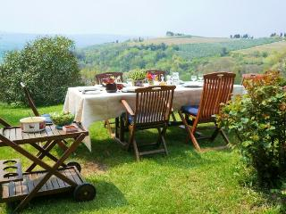 Tuscany Villa to Rent - La Novizia - Fiano vacation rentals