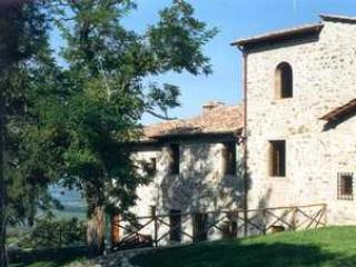 Apartment on a Chianti Wine Estate - Rosso 3 - Montefiridolfi vacation rentals