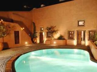 Villa on Santorini with Pool - Schoolhouse Villa - Image 1 - Megalochori - rentals