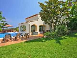 Picturesque Spanish Villa Overlooking Javea - Villa Tropical - Javea vacation rentals