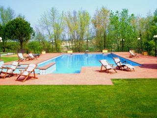 Large Family-Friendly Villa in Piemonte - Villa Cortese - Fontanile vacation rentals