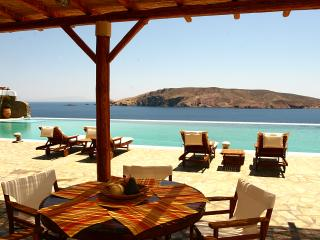 Luxury Villa on Mykonos Within Walking Distance of the Beach - Villa Delphinus - Ano Mera vacation rentals