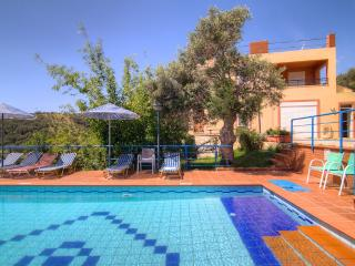 A Beautiful quiet villa only 1.2km from the stunning fishing village of Plakias. - Plakias vacation rentals