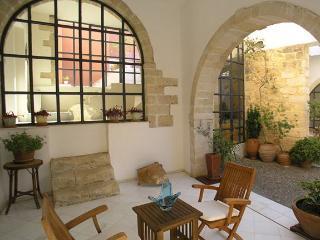Greek Island Villa on Crete in an Ancient Village - Villa Theseus - Maroulas vacation rentals