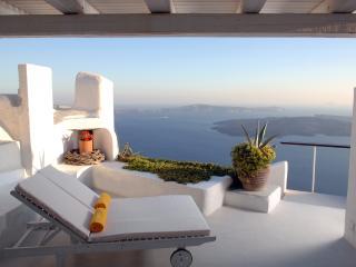 Santorini Villa Rental with Car and Incredible Views - Villa Sky - Santorini vacation rentals