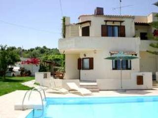 Crete Vacation Villa - Villa ta Perihora - Image 1 - Rethymnon - rentals