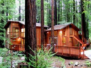 SECRET GARDEN - Cazadero vacation rentals