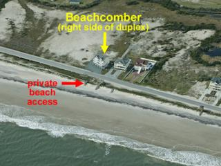 4 bedroom House with DVD Player in North Topsail Beach - North Topsail Beach vacation rentals