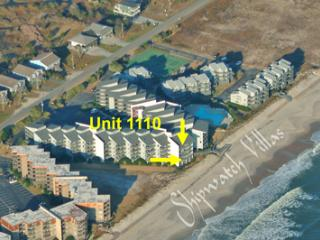Shipwatch 1110 - Point Unit - North Topsail Beach vacation rentals