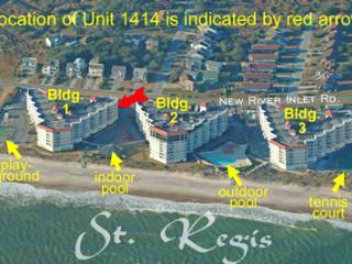 St. Regis 1414 - North Topsail Beach vacation rentals