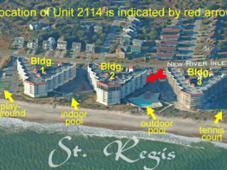 St. Regis 2114 - North Topsail Beach vacation rentals
