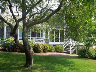 Picturesque House with 2 Bedroom & 2 Bathroom in Nantucket (3510) - Image 1 - Nantucket - rentals
