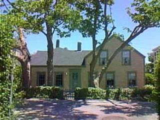 Heavenly House with 3 BR & 3 BA in Nantucket (3715) - Image 1 - Nantucket - rentals